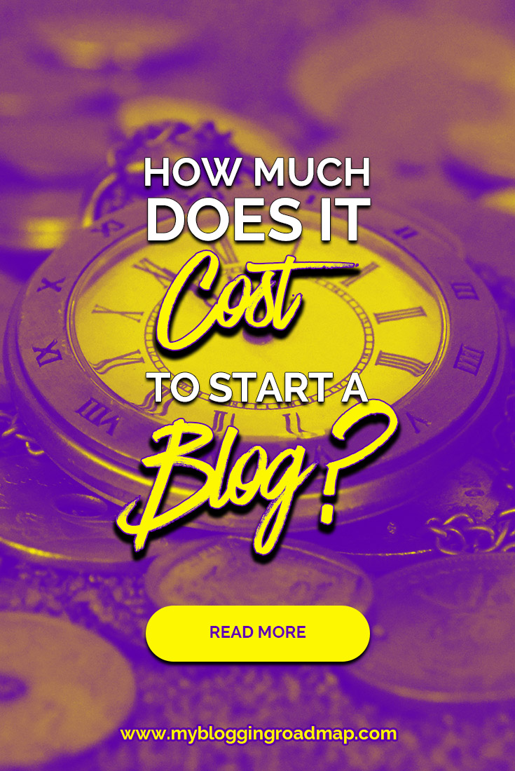How much does a blog really cost to start? Read more and find out you can expect in your first year.